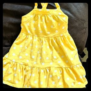 Toddler Sun Dress-Old Nvay